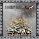 Up In Flames Lyrics Armageddon