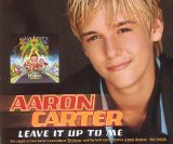 Dance With Me (Single) Lyrics Aaron Carter