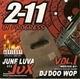 2-11 In Progress Vol. 1 (Mixtape) Lyrics June Luva