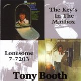 The Keys In The Mailbox/Lonesome 7-7203 Lyrics Tony Booth