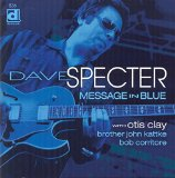 Message in Blue Lyrics Dave Specter