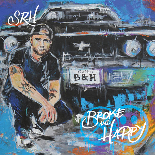 Broke And Happy Lyrics SRH