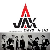 [EP] A-JAX 1st Mini Album Lyrics A-Jax
