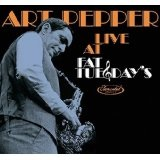 Live at Fat Tuesday's Lyrics Art Pepper