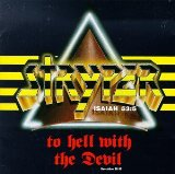 To Hell With The Devil Lyrics Stryper