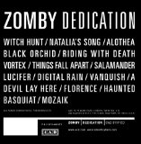 Dedication Lyrics Zomby