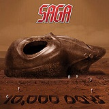 10,000 Days Lyrics Saga