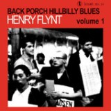 Back Porch Hillbilly Blues, Vol. 2 - EP Lyrics Henry Flynt