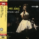 Let Me Sing Lyrics Brenda Lee