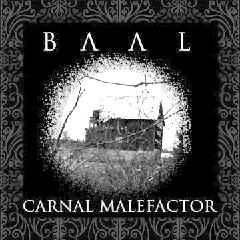 Carnal Malefactor Lyrics Baal