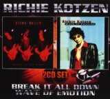 Wave of Emotion Lyrics Richie Kotzen