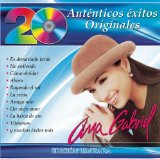 20 Autenticos Exitos Originales Lyrics Ana Gabriel