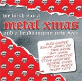 We Wish You A Metal Xmas And A Headbanging New Year Lyrics Alice Cooper