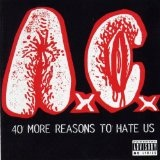 40 More Reasons To Hate Us Lyrics Anal Cunt