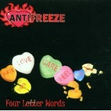Four Letter Words Lyrics Antifreeze