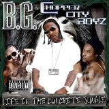 Chopper City Gorilla Dept: Life From The Concrete Jungle Lyrics BG