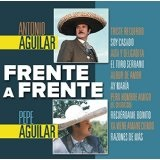 FRENTE A FRENTE Lyrics Antonio Aguilar