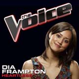 Heartless (The Voice Performance) (Single) Lyrics Dia Frampton