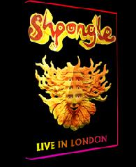 Live In London Lyrics Shpongle