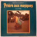 Priere Aux Masques Lyrics Francis Bebey