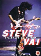 Stillness In Motion Lyrics Steve Vai