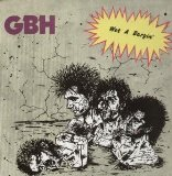 Wot A Bargain EP Lyrics GBH
