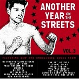 another year on the street vol. 3 Lyrics Dashboard Confessional