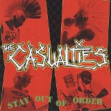 Stay Out Of Order Lyrics The Casualties