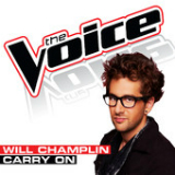 Carry On (The Voice Performance) [Single] Lyrics Will Champlin
