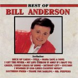 Greatest Hits 2 Lyrics Bill Anderson