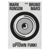 Uptown Funk (Single) Lyrics Mark Ronson