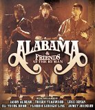 At The Ryman Lyrics Alabama & Friends