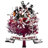 Free The Bees Lyrics A Band Of Bees