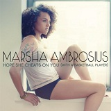 Hope She Cheats On You (With A Basketball Player) [Single] Lyrics Marsha Ambrosius