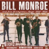 Bluegrass 1950-1958 Lyrics Bill Monroe