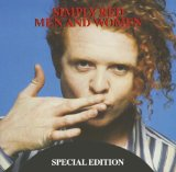 Men And Women Lyrics Simply Red