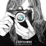 Black White & Blue (Single) Lyrics Ladyhawke
