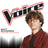 Take Me To Church (The Voice Performance) [Single] Lyrics Matt McAndrew