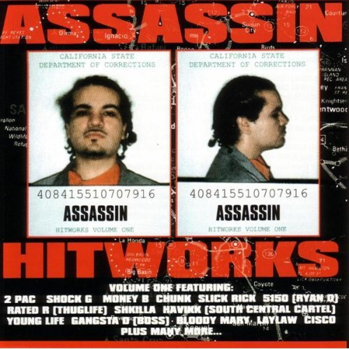 Assasin Hitworks, Volume 1 Lyrics 2Pac F/ The Assassin