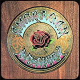 American Beauty Lyrics Grateful Dead