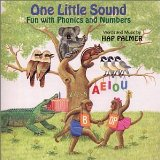 One Little Sound - Fun With Phonics And Numbers Lyrics Hap Palmer