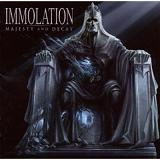 Majesty And Decay Lyrics Immolation