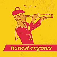 The French Song EP Lyrics Honest Engines