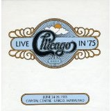 CHICAGO XXXIV: LIVE IN '75 Lyrics Chicago