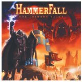 One Crimson Night Lyrics Hammerfall