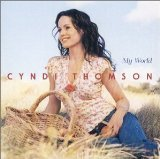 My World Lyrics Thomson Cyndi