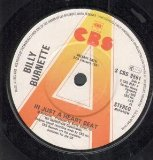 Billy Burnette (1980) Lyrics Billy Burnette