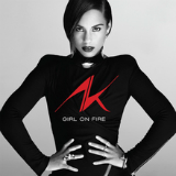 Girl On Fire Lyrics Alicia Keys