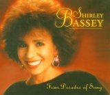 Four Decades Of Song Lyrics Shirley Bassey