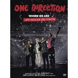 Where We Are: Live from San Siro Stadium Lyrics One Direction